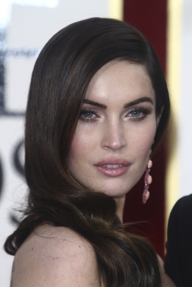 Close Up of Megan Fox