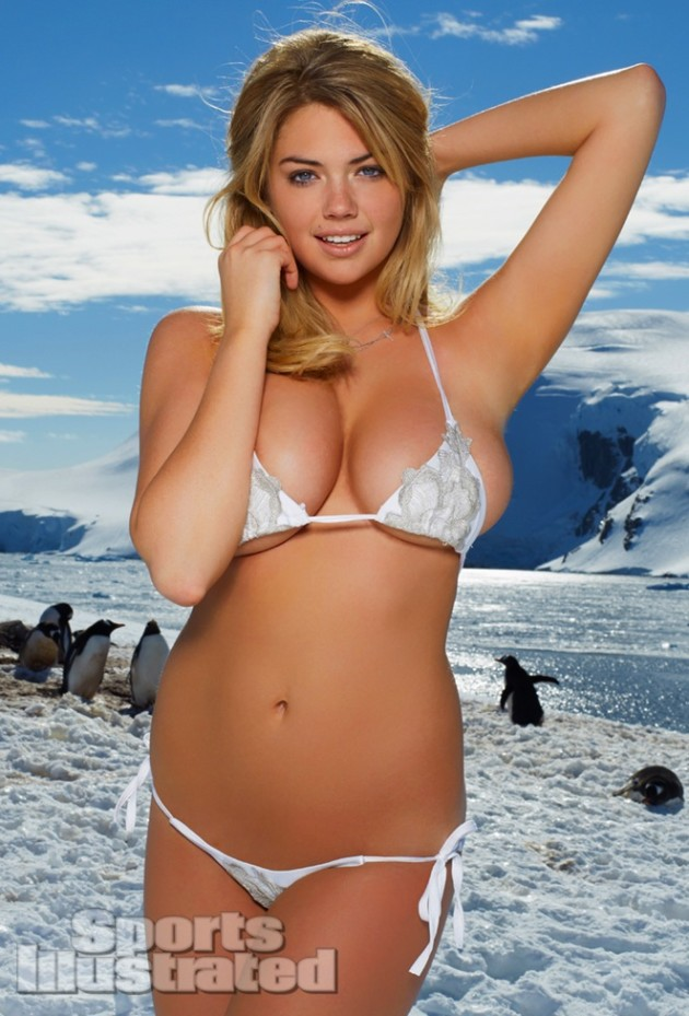 Kate Upton Bikini Photo 2013
