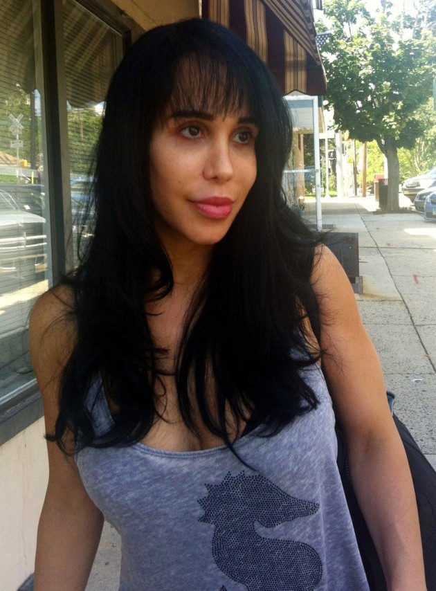 Octomom Bangs