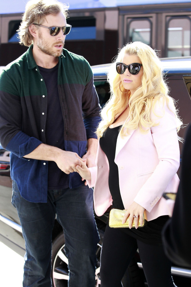 Eric Johnson, Jessica Simpson Pic