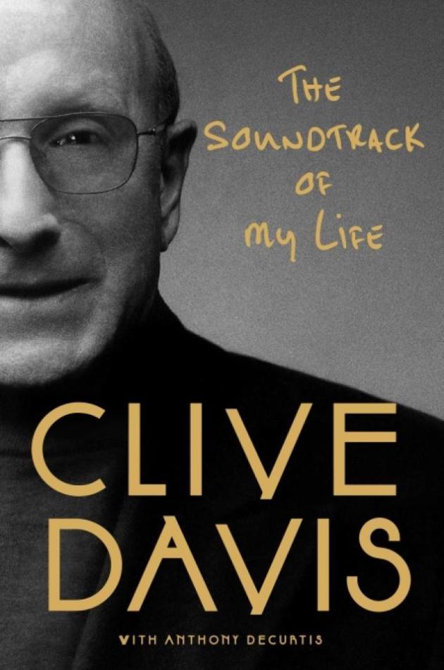 Clive Davis Book