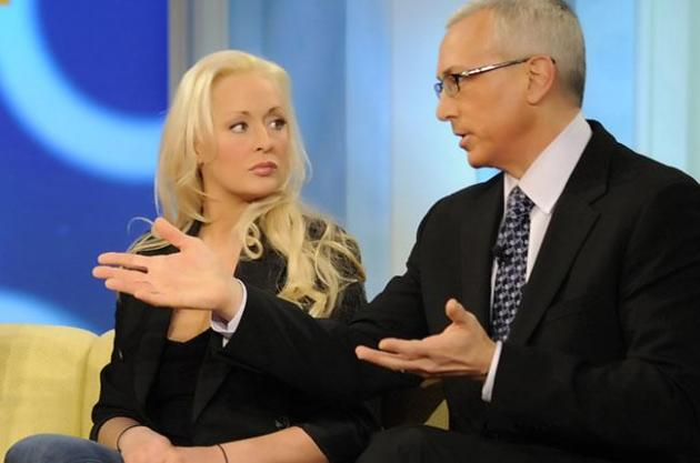 Mindy McCready and Dr. Drew