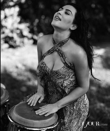 Kim Kardashian Banging
