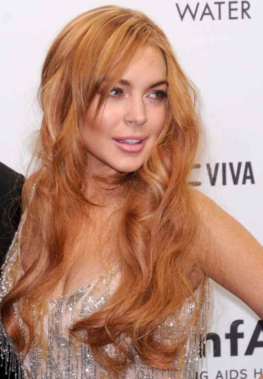Lindsay Lohan is a Hot Mess