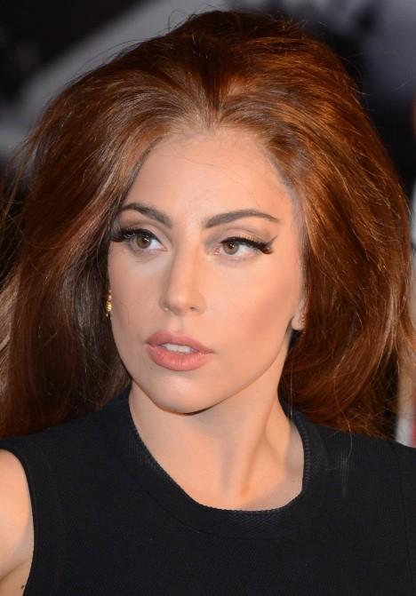 Gaga Looking Gorgeous