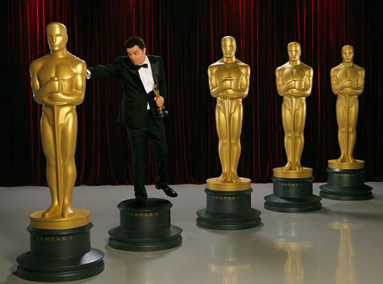 Seth MacFarlane Oscars Pic