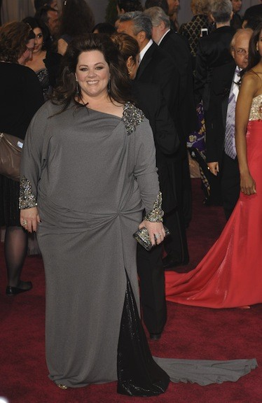 Melissa McCarthy Oscars Dress