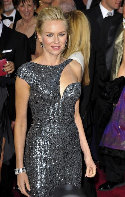Naomi Watts Oscars Dress