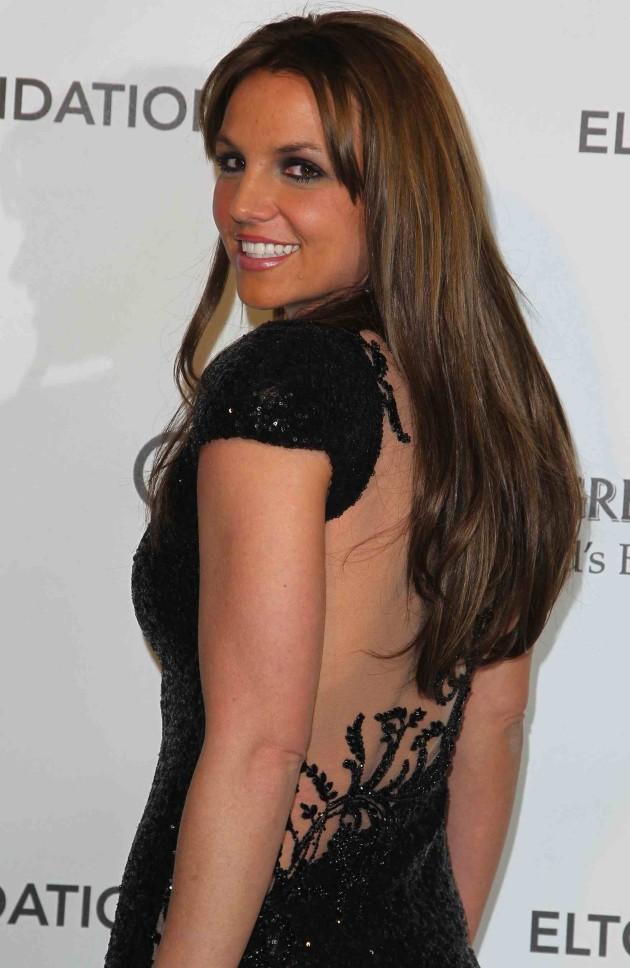 Brunette Britney Pic