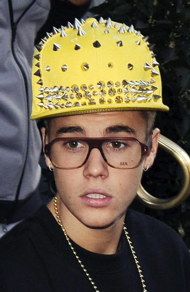 Justin Bieber Hat