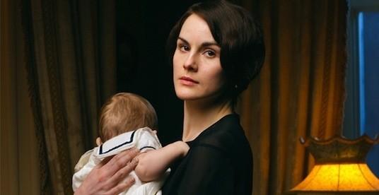 Downton Abbey Season Four Photo