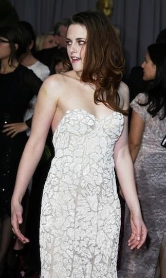 Kristen Stewart Oscars Look
