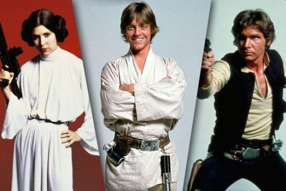 Star Wars Big 3