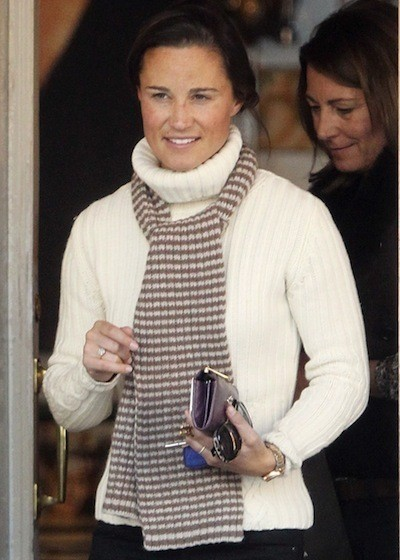 Pippa Middleton Without Makeup