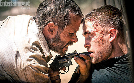 Robert Pattinson Guy Pearce The Rover