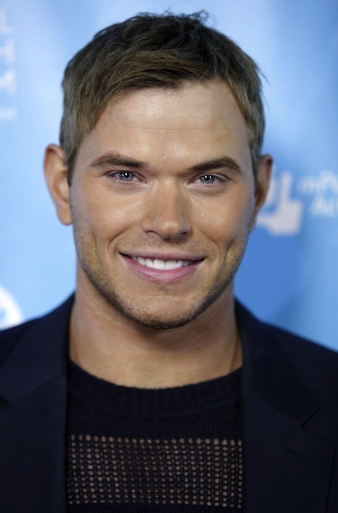Kellan Lutz, Up Close