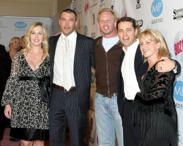 Beverly Hills 90210 DVD Launch Photo