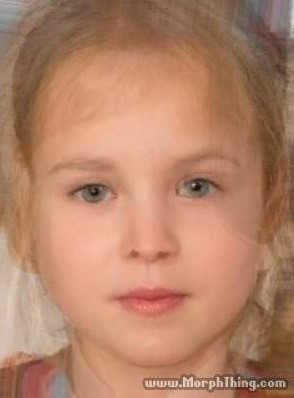 Kate Middleton Baby Girl Photo Morph