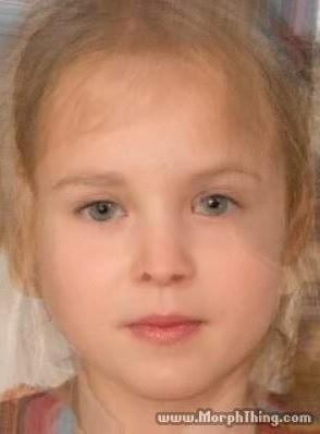 Kate Middleton Baby Girl Photo Morph