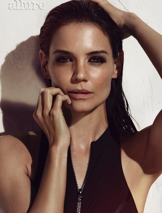 Katie Holmes Allure Photo
