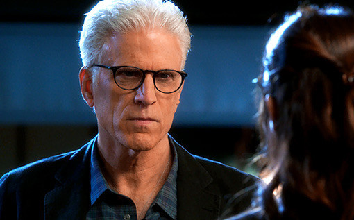 Ted Danson on CSI