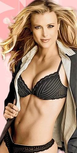 Kristine Lefebvre, Playboy Centerfold