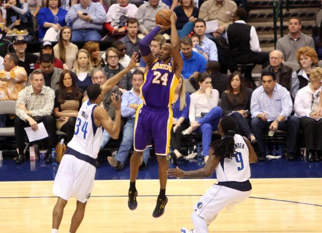 Kobe Bryant Jumper