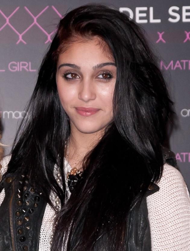 Madonna's Daughter Lourdes