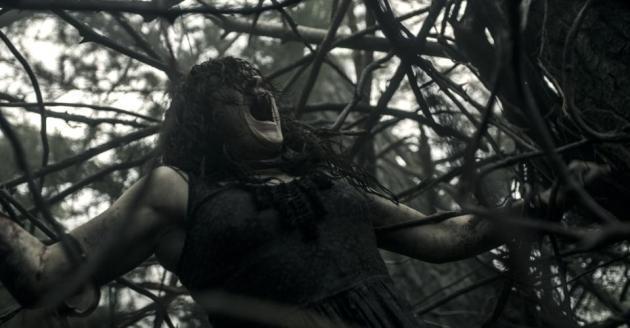 Evil Dead Tree Rape Scene