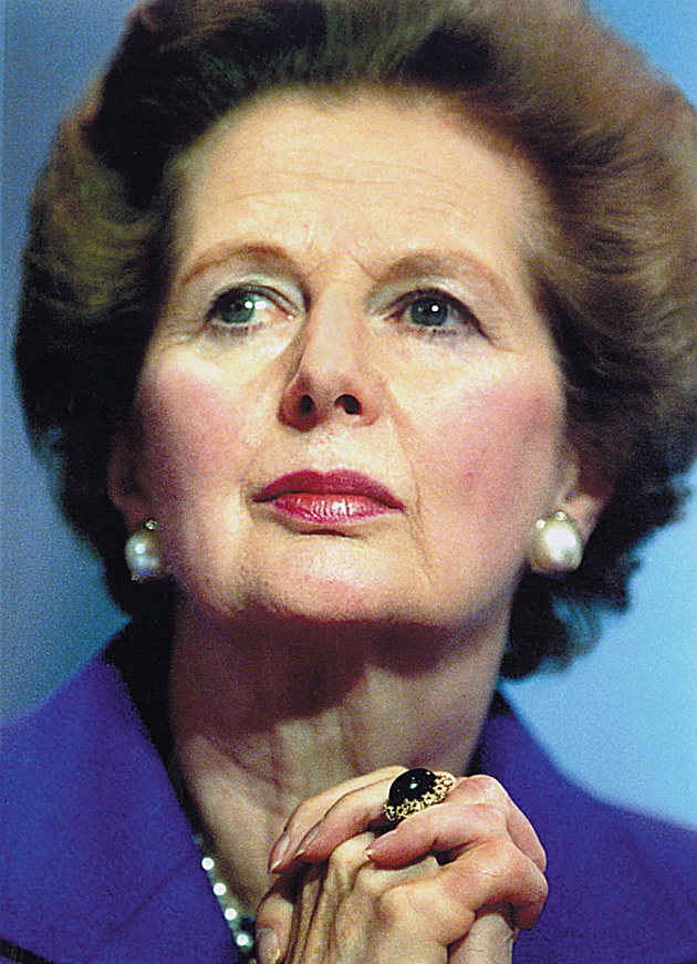 Margaret Thatcher R.I.P