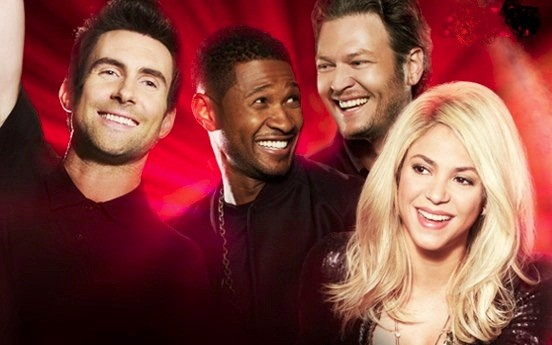 The Voice Season 4 Coaches
