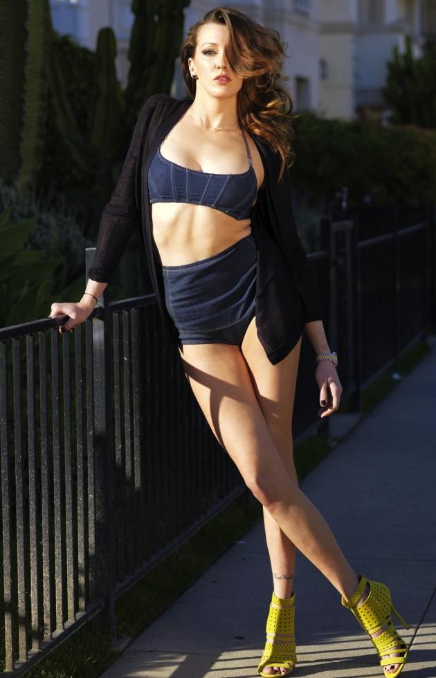 Katie Cassidy Bikini Photo