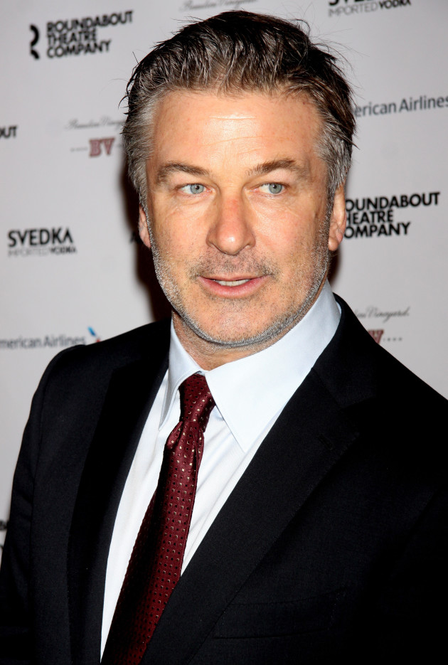 The Hilarious Alec Baldwin