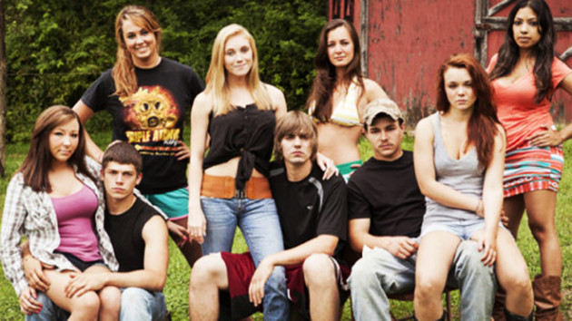Buckwild Cast MTV