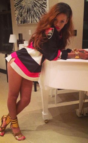 Rihannaing
