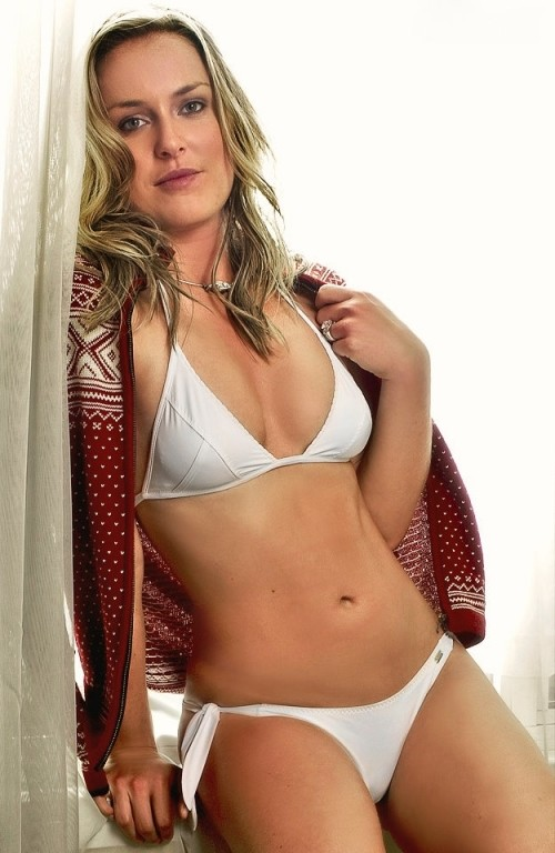 Lindsey Vonn Bikini Photo