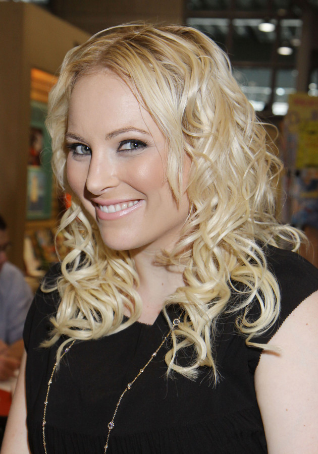 Meghan McCain Up Close