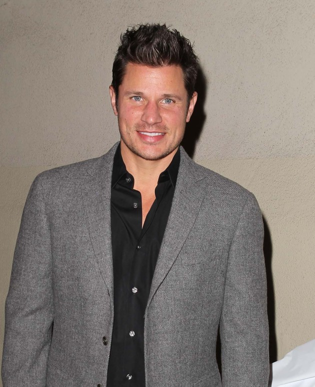 Nick Lachey Red Carpet Pic