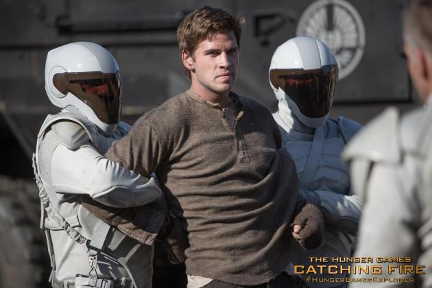 Catching Fire Liam Hemsworth