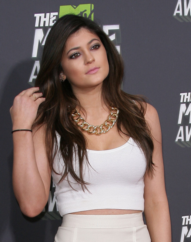 Kylie Jenner at MTV Movie Awards