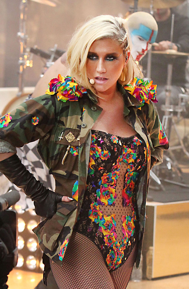 Ke$ha Concert Photo