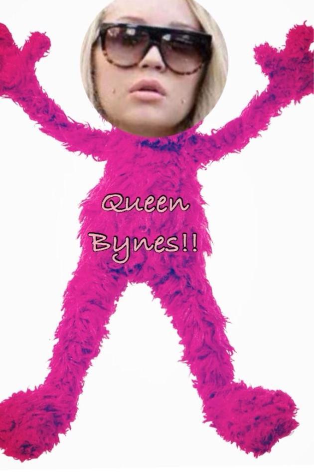 Queen Bynes