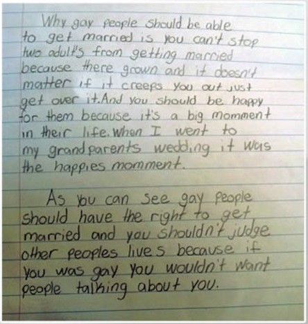 Gay Marriage Essay / Research Paper Example