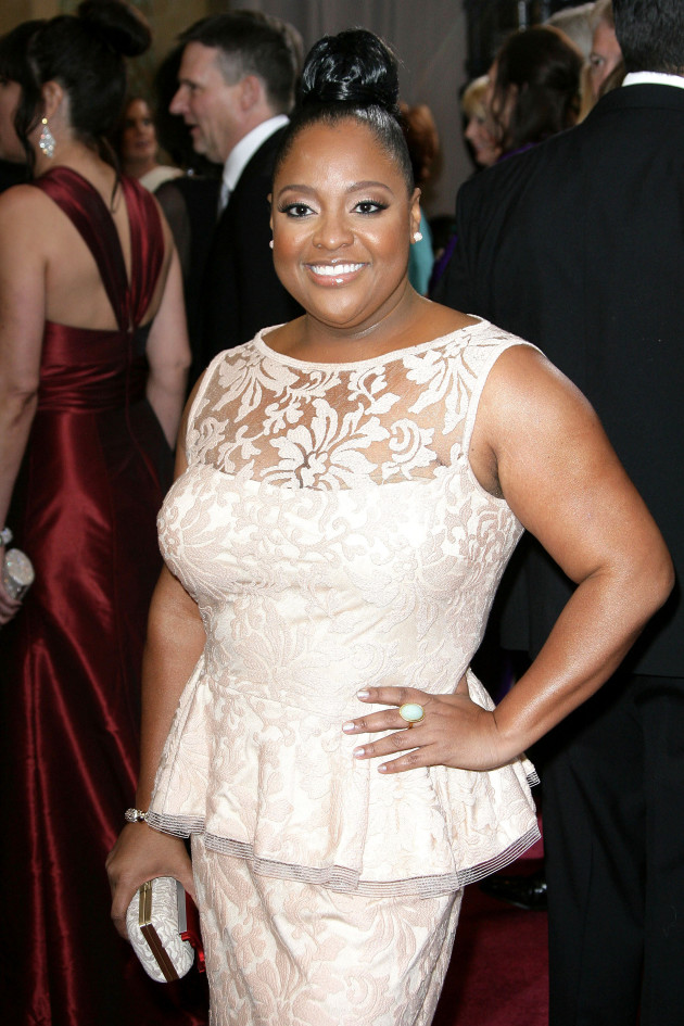 Sherri Shepherd Red Carpet Pic