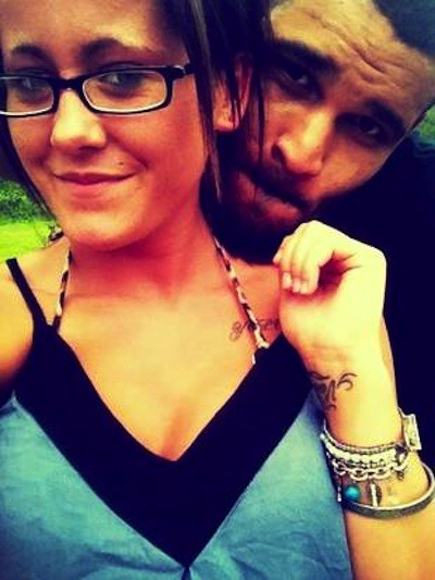Kieffer Delp and Jenelle Evans Photo