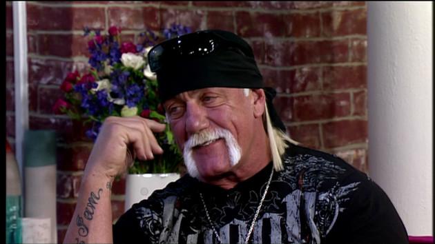 Hulk Hogan Talk Show Appearance