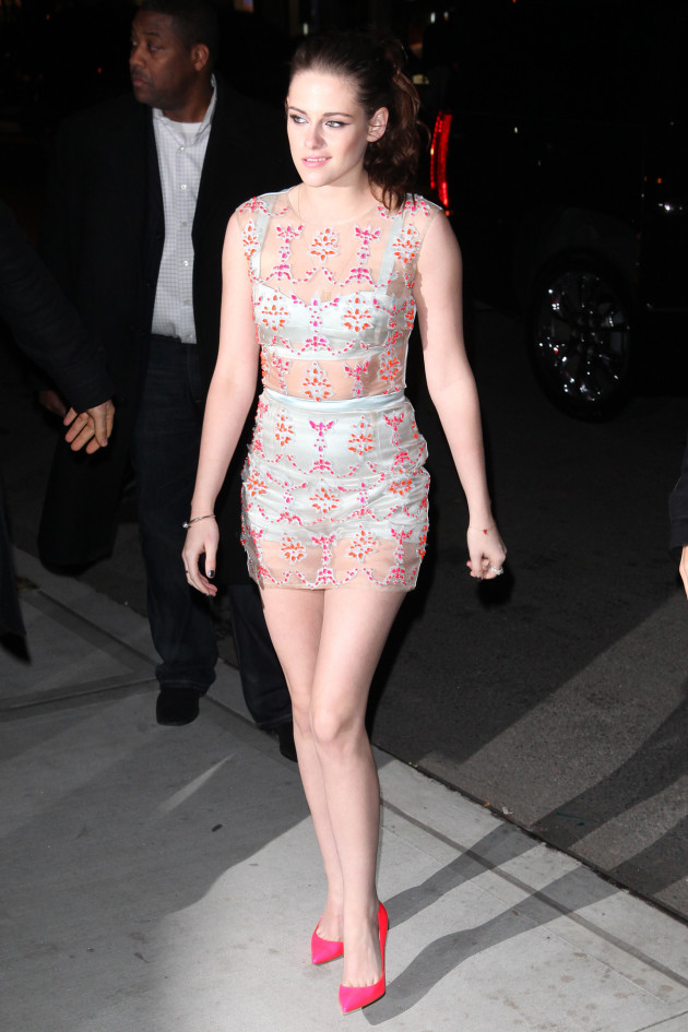 Kristen Stewart on the Street