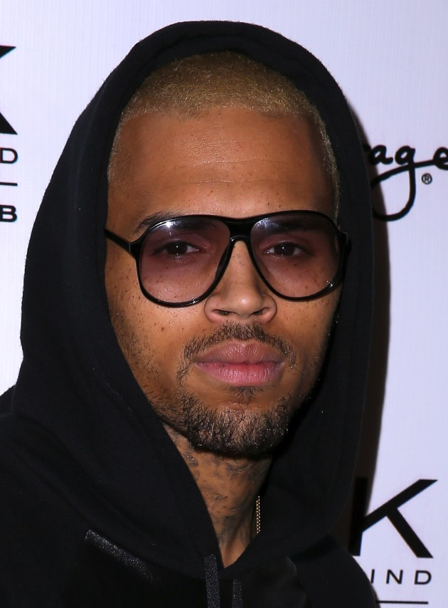 Chris Brown: So Hood