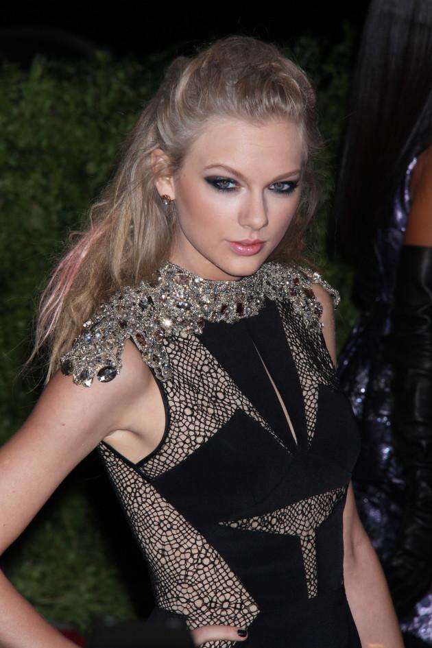 Taylor Swift at MET Gala