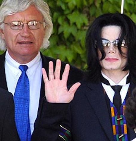Tom Mesereau and Michael Jackson